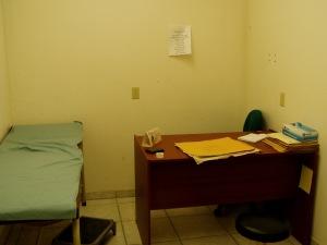 Jane's office