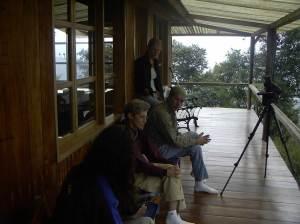 Phyl, Tony and Barbara