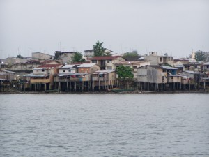 San Lorenzo waterfront