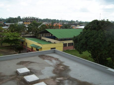 Ministry building and Albergue